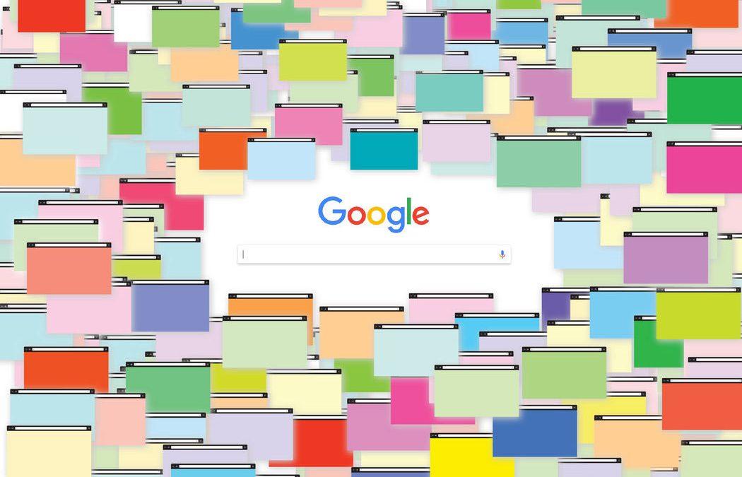 ¿Porque los cambios de los algoritmos de Google afecta a mi pagina?