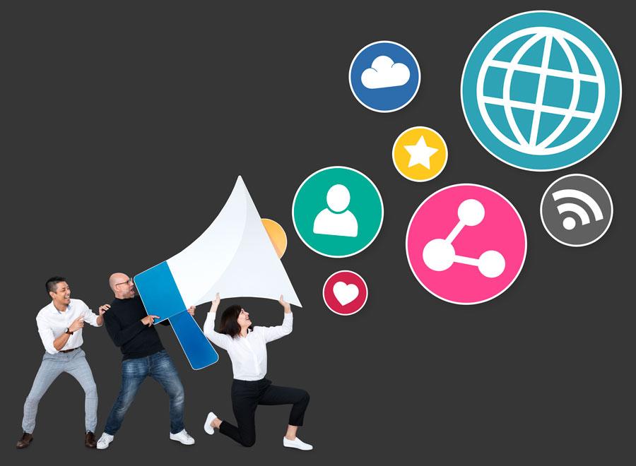 4 razones por las que tiene que responder en las redes sociales