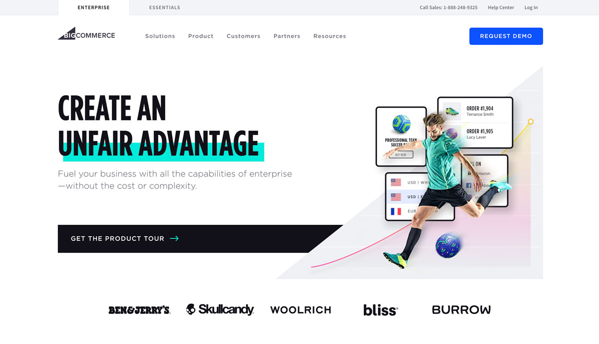 BigCommerce paginas web guadarrama