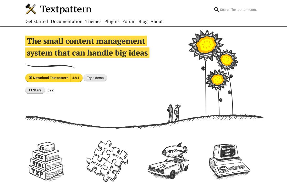 Textpattern-paginas-web-guadarrama