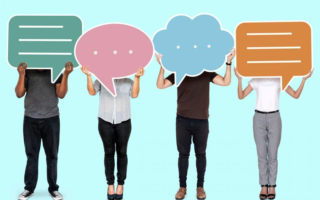 Mejores prácticas para responder a los comentarios de las redes sociales