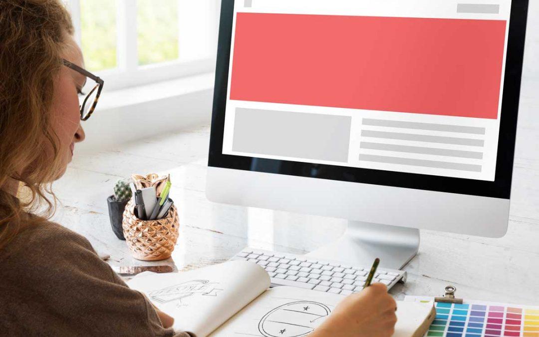 Estilos de diseño de paginas web