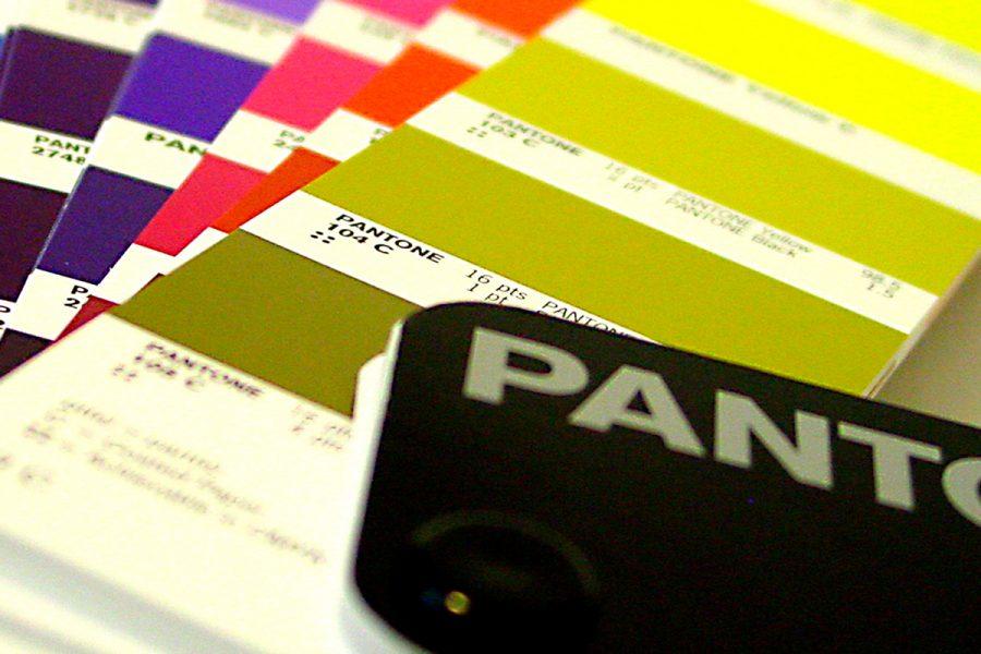 Pantonera diseño grafico el escorial