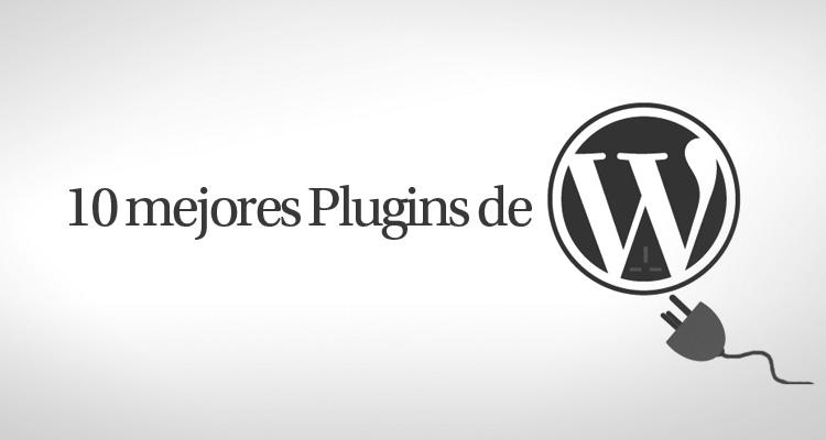 Los 10 plugins de WordPress más populares de todos los tiempos