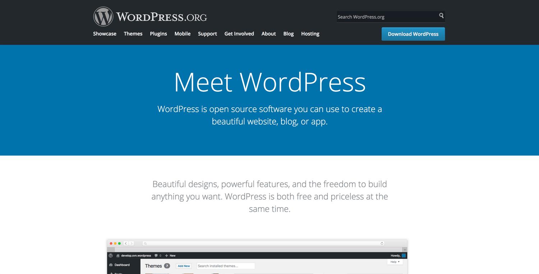 wordpress diseño grafico collado villalba