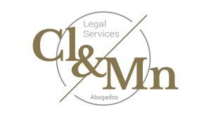 Logotipo abogados CL&MN