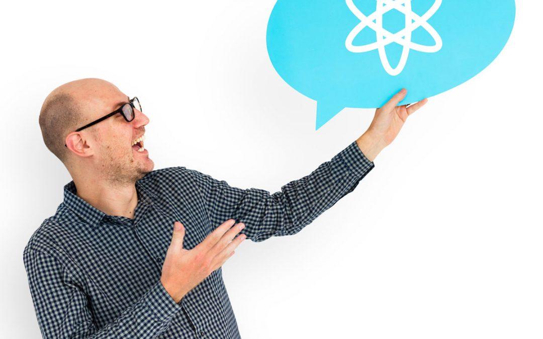 ¿Cómo funciona atomic design?